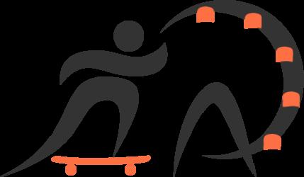 Skateboarding Vienna